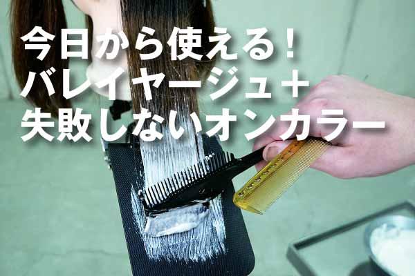 堀内 孝章 – TIF|今日から使える!レイヤージュ+失敗しないオンカラー